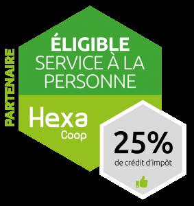 HexaCoop-Label pro